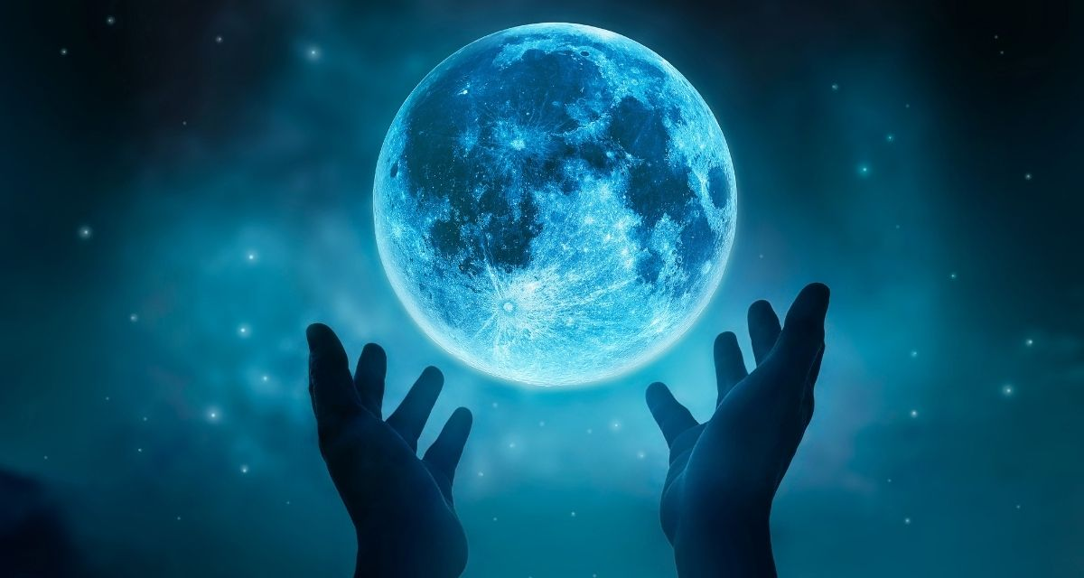 Full Moon Manifestation & Sound Healing Meditation