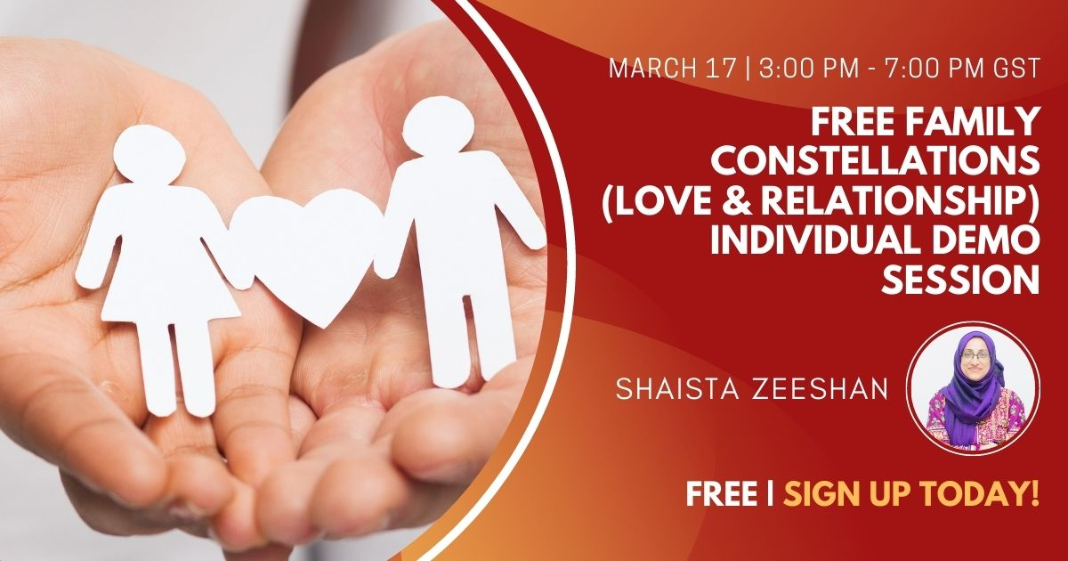 Free Love & Relationship Individual Demo Session