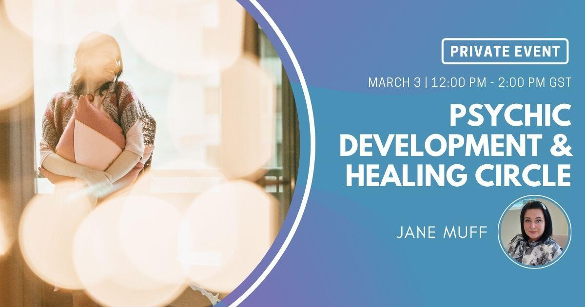 Psychic Development & Healing Circle