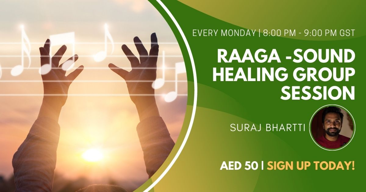 Ragaa - Sound Healing Group Session