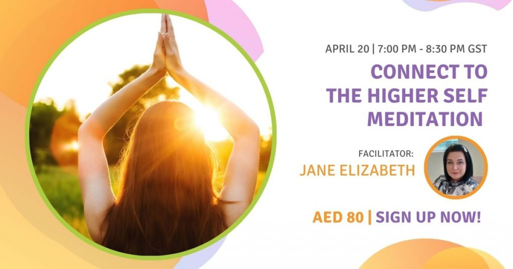 Connect to the Higher Self Meditation