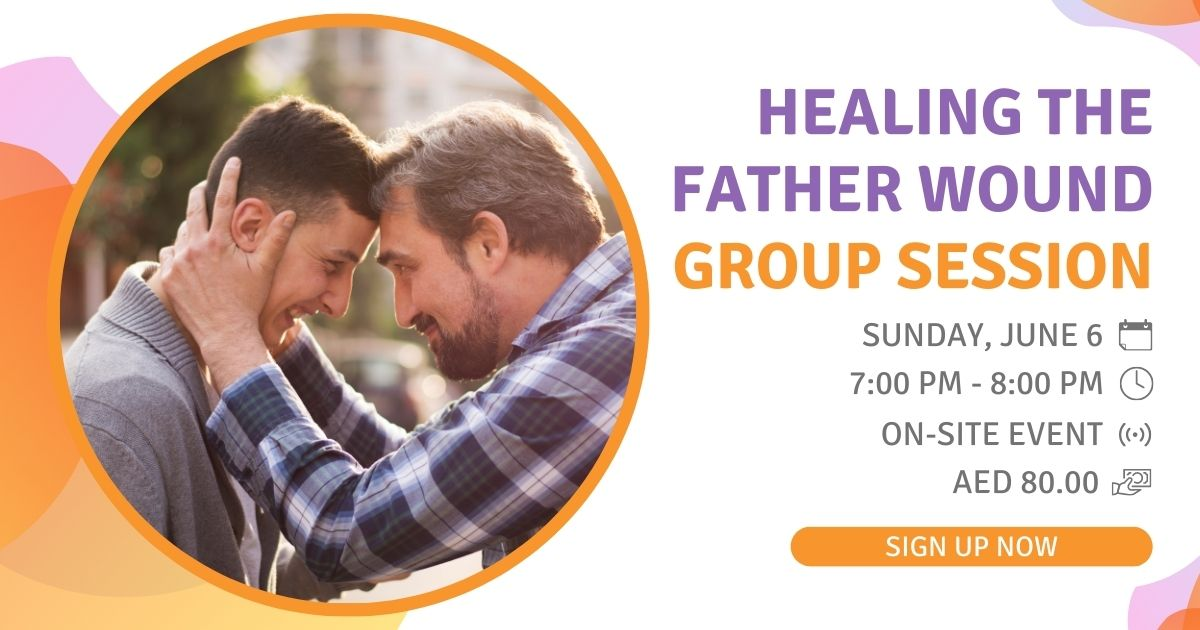 Healing the Father Wound Group Session