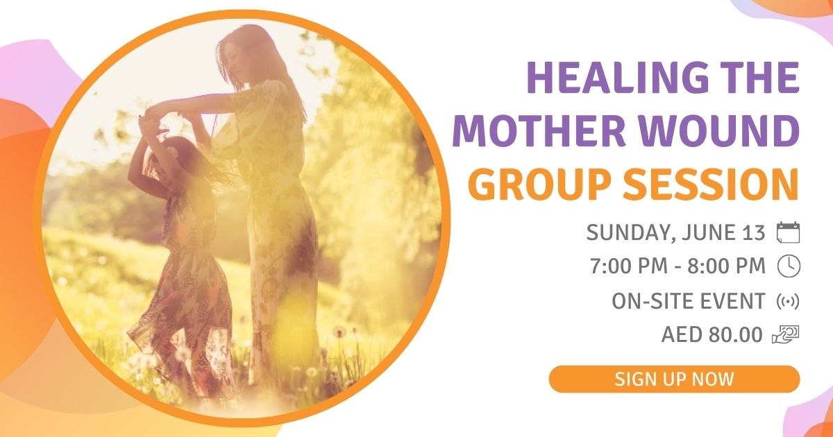 Healing the Mother Wound Group Session