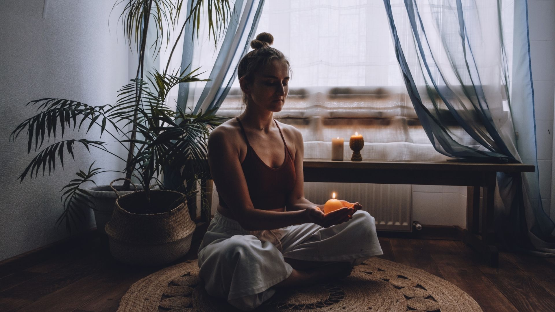 Stress Relief & Candle Light Meditation 2